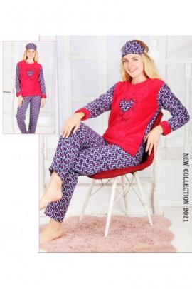 Pijama dama cocolino Sweet Love