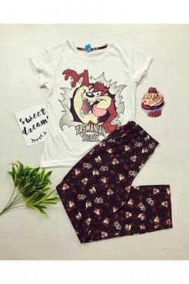 https://www.just4girls.ro/pijama-dama-ieftina-din-bumbac-cu-pantaloni-lungi-si-tricou-alb-cu-imprimeu-tasmanian-devil-23124.html