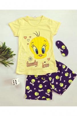 https://www.just4girls.ro/pijama-dama-ieftina-din-bumbac-cu-tricou-galben-si-pantaloni-scurti-bleumarin-cu-imprimeu-tw-love-98214.html