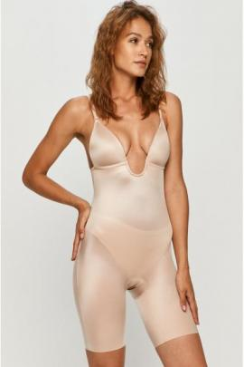 Spanx - Body modelator Syf Plunge Low-Back Mid-Thigh